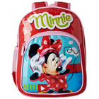 Remarkable Gift of Minnie Design Red Color Backpack