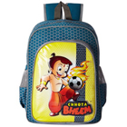 Classic Selection of Chota Bheem School Bag in Blue Color