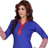Popular Siya Crepe N Chiffon Printed Salwar Suit Collection