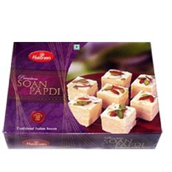 Soan Papri 500 Gms from Haldiram