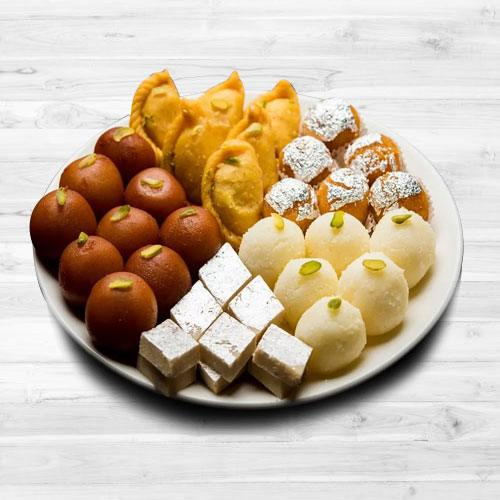 Exceptional Assorted Sweets from Bhikaram