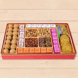 Send Haldirams Refining Closeness Milk Cake Sweets Box to Kerala