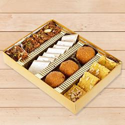 Send Haldirams Exquisite Delight Dil Khusal Sweets Box to Kerala