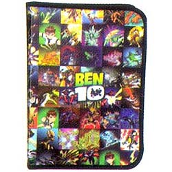 Online Zipper File Pack from Ben 10