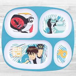 Dinner Set for Kids from Ben 10