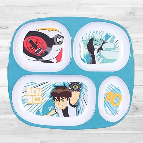 Online Dinner Set for Kids from Ben 10