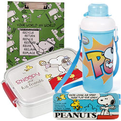 Superb Collection of Snoopy Kids Stationery Products