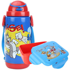 Superb Fun Meal Tom and Jerry Pattern Tiffin Set