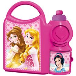 Classic Kids Special Disney Princess Designed Tiffin Set