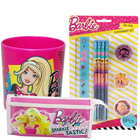 Outstanding Stationery Set with Barbie Design