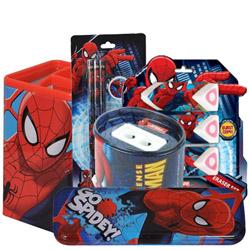 Splendid Kids Special Spider Man Designed Stationery Set