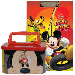 Classic Kids Special Disney Mickey Stationary Set