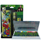 Beautiful Ben 10 Stationary Set for School Going Kids