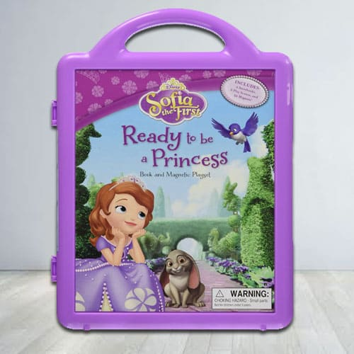 Shop for Disney Princess Sofia Story Book N Play Set