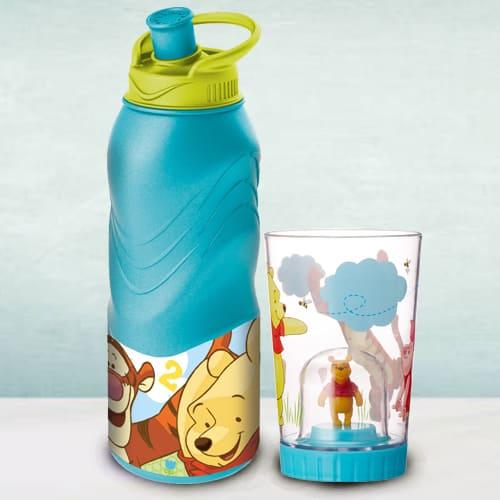 Stunning Disney Winnie the Pooh Bottle N Tumbler Combo