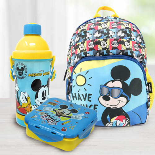 Wonderful Mickey School Hamper for Kids