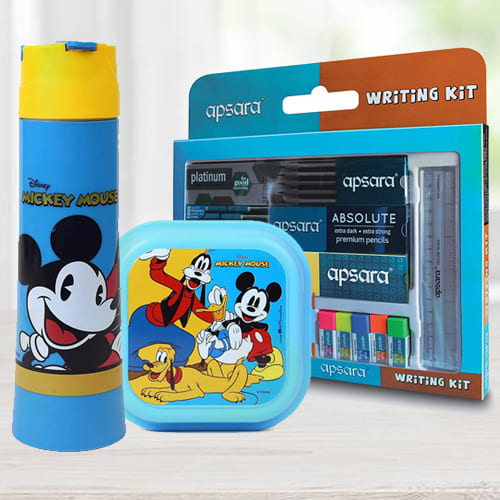Amazing Mickey Mouse School Utility Combos for Kids