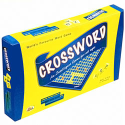 Delightful Crossword Board Game