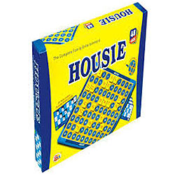 Incomparable Housie Deluxe Family Board Game