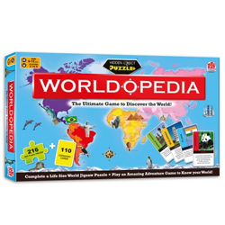 Dynamic Madzzle Worldopedia from MadRat Games
