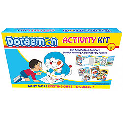 Arresting Selection of Doraemon Activity Kit for Little Boy