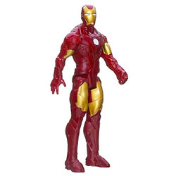 Remarkable Present of Marvel Avengers Iron Man Action Figurine for Baby Boy