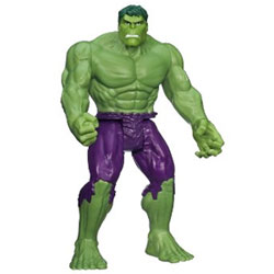 Stunning Marvel Avengers Hulk Action Figurine for Smart Kids