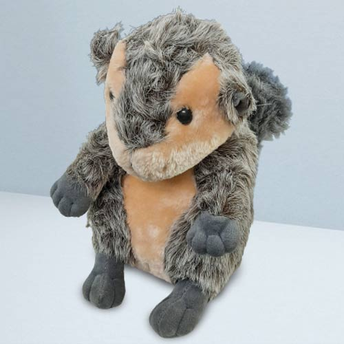 Extremely Delightful Squirrel Soft Toy