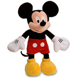 Mind Boggling Disney Mickey Mouse Soft Toy