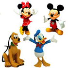 Classic Present of Mickey Mouse Clubhouse Figures for Children