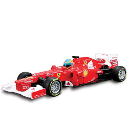 Motion's Felicity Scuderia Ferrari Model Car from Bburago