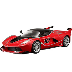 Treasured Worth Ferrari FXX K Model Car from Bburago