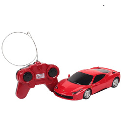 Top-Notch Intensity Ferrari 458 Italia Remote Control Car from Rastar