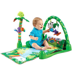 Joshing Engagement Gym from Fisher Price