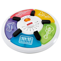 Fisher-Price's Melodious Affair Piano