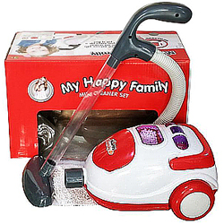 Wonderful Present of My Happy Family Vacumm Cleaner Play Set for Kids