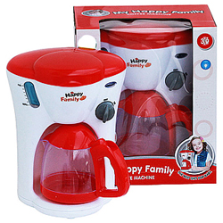 Attractive Gift Pack of My Happy Family Coffee Maker for Young Ones