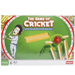Beautiful Play Set from Funskool The Game of Cricket for your Children
