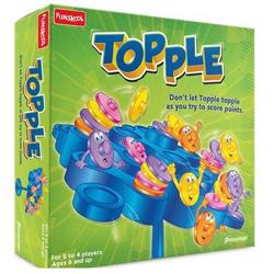 Fabulous Present of Funskool Topple Game for Kids