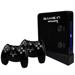 Amazing Selection of Infrazone Nx MT30 Gaming Console Black from Mitashi