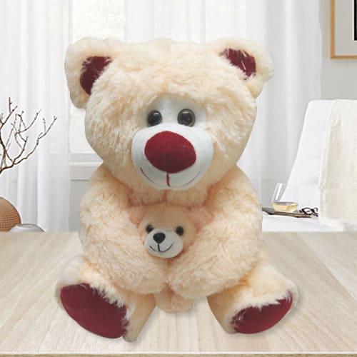 Buy Teddy Bear with Baby