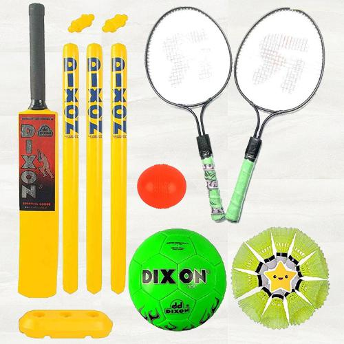 Remarkable 3 in 1 Super Sports Combo