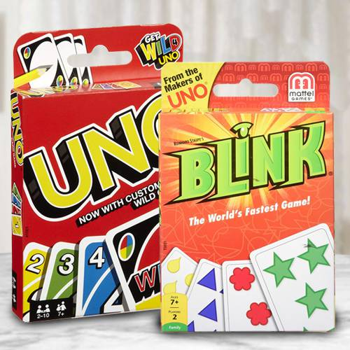 Remarkable Mattel Uno N Reinhards Staupes Blink Card Game