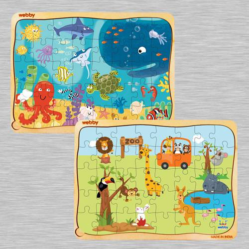 Exclusive Puzzle Set for Kids
