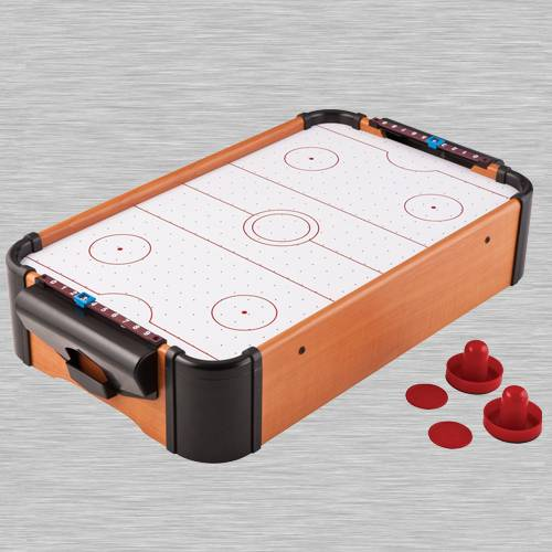 Marvelous Electric Air Powered Indoor Games Table