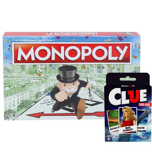 Marvelous Funskool Monopoly E-Banking N Mattel Scrabble Dash Game