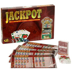 Online Jackpot Board Game