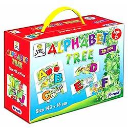 Frank-Alphabet Tree Puzzle