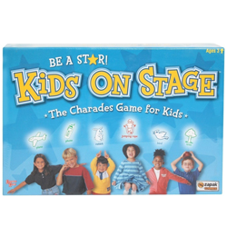 Zapak Games - Kids On Stage Board Games