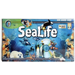 Zapak Games – Sea Life Board Games